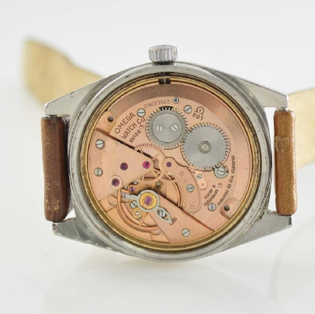 OMEGA manual wound gents wristwatch series Geneve - 5
