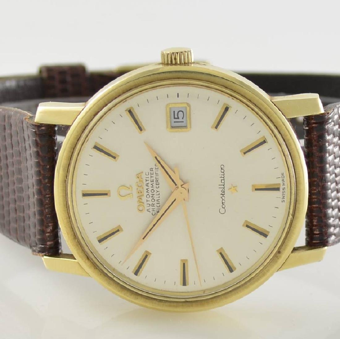 OMEGA Constellation gents wristwatch - 2