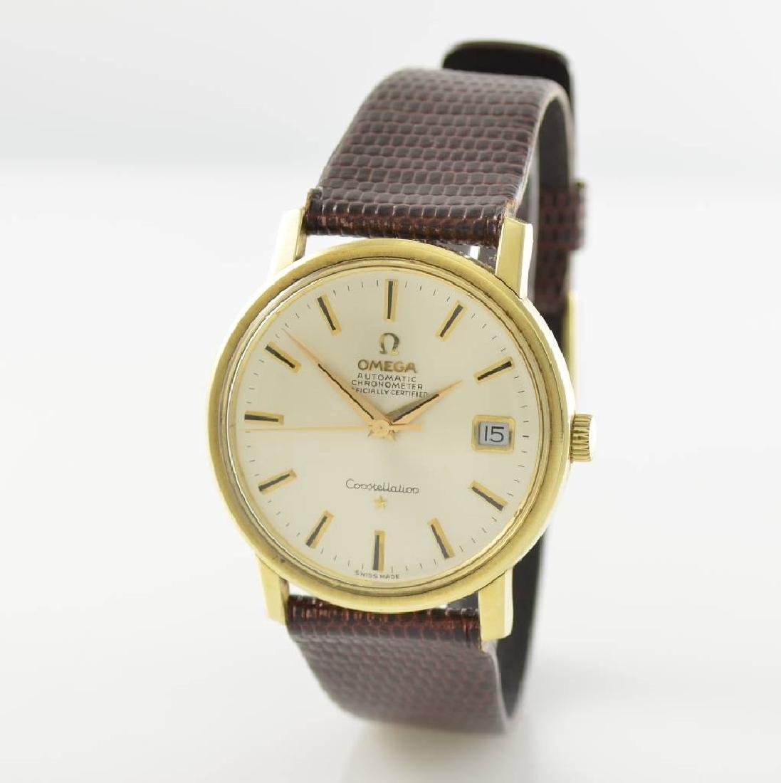 OMEGA Constellation gents wristwatch - 3