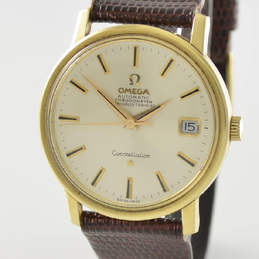 OMEGA Constellation gents wristwatch - 4