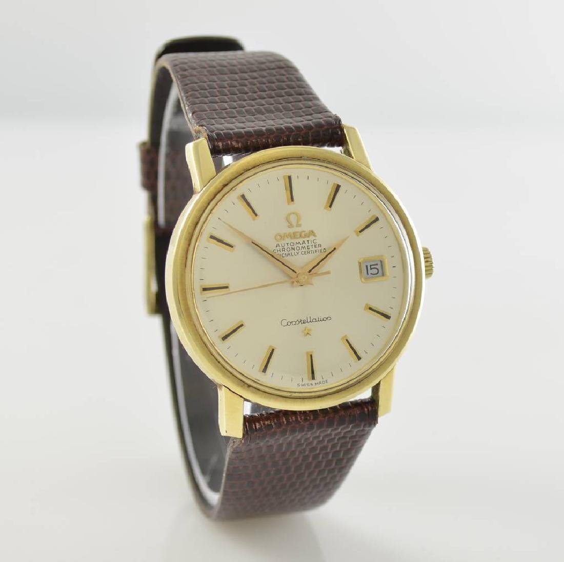 OMEGA Constellation gents wristwatch - 5