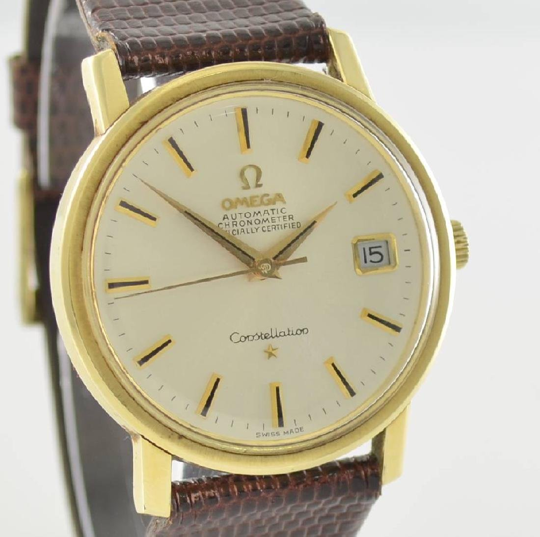 OMEGA Constellation gents wristwatch - 6