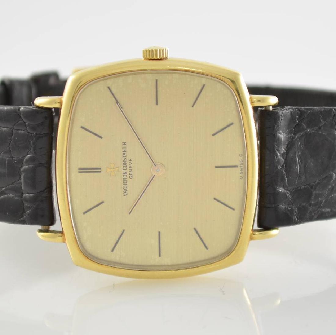 VACHERON CONSTANTIN 18k yellow gold gents wristwatch - 2