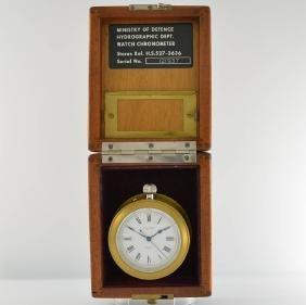 ULYSSE NARDIN H.S.2 rare deck chronometer