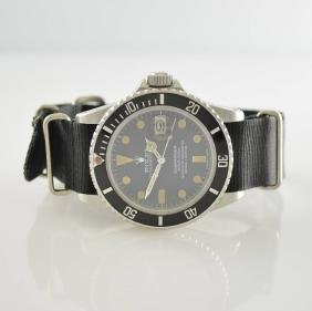ROLEX gents wristwatch Submariner 16800