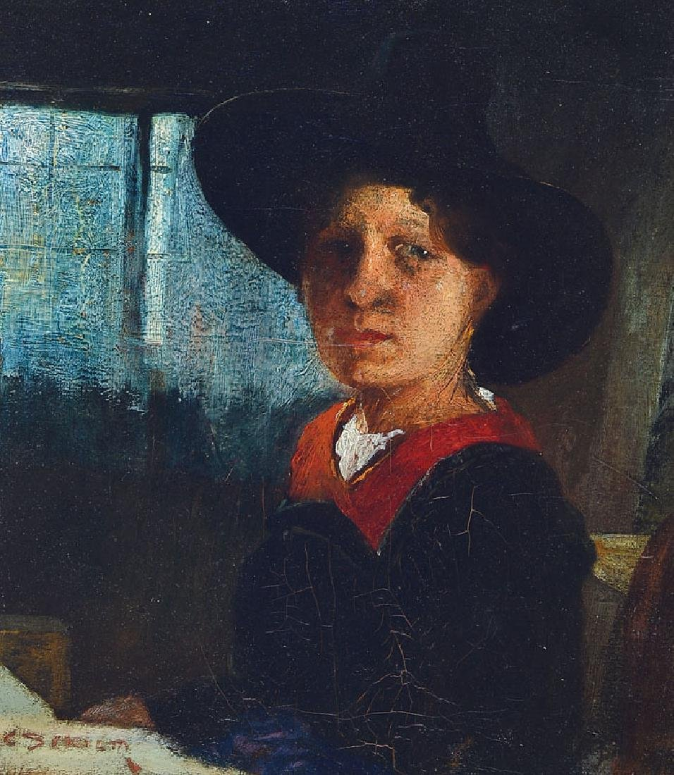 Painter of the Munich academy