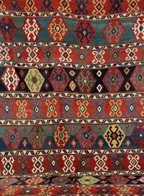Extra Large Azeri 'Kilim',