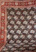 Large Tabriz Carpet Golfarang Pattern