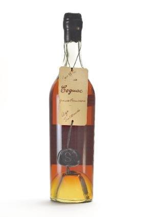 1 bottle of Pierre Seguinot & Fils Cognac
