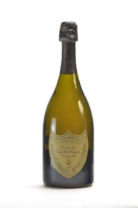 3 bottles of 1995 Moet and Chandon Dom Perignon