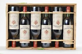 12 bottles of 1993 Chateau Canon La Gaffeliere