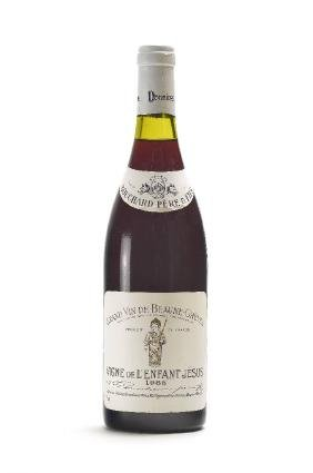 2 bottles of 1985 Bouchard Pere & Fils Vignes de