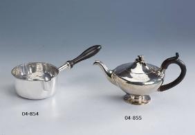 Casserole, France ca. 1890, silver 950