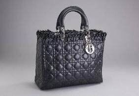 CHRISTIAN DIOR handbag 'Lady Dior'