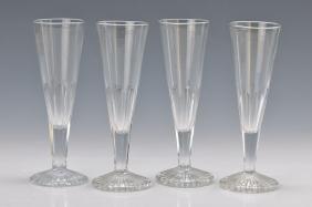 6 champagner flutes