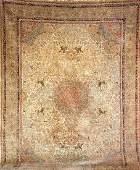 Chinese Silk Hereke Carpet,
