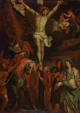 Flemish master of the 17th / 18th century, Christ on