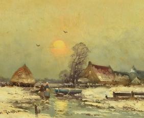Helmut Reuter, 1913 Dusseldorf - 1985, studiedat the