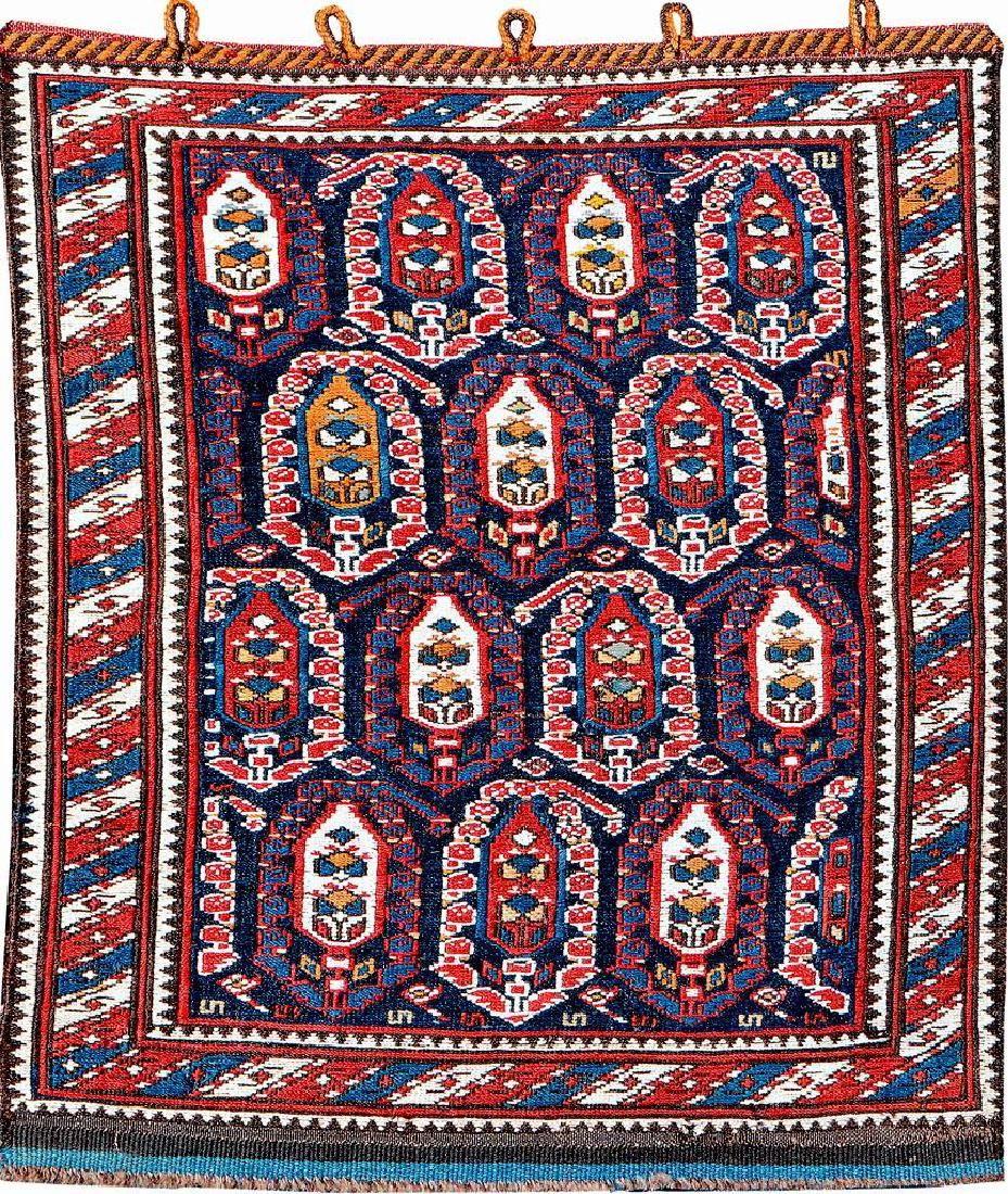Baku-Sumakh 'Bag Face',