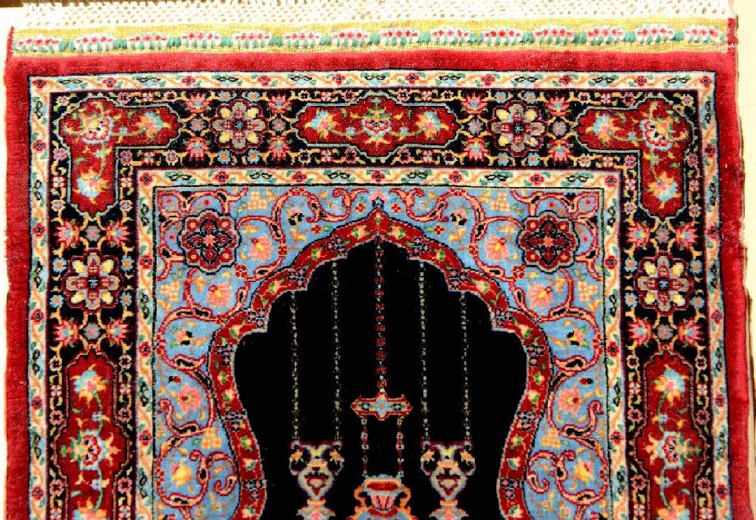 'Probably The Finest Rug In The World' Silk Hereke - 3