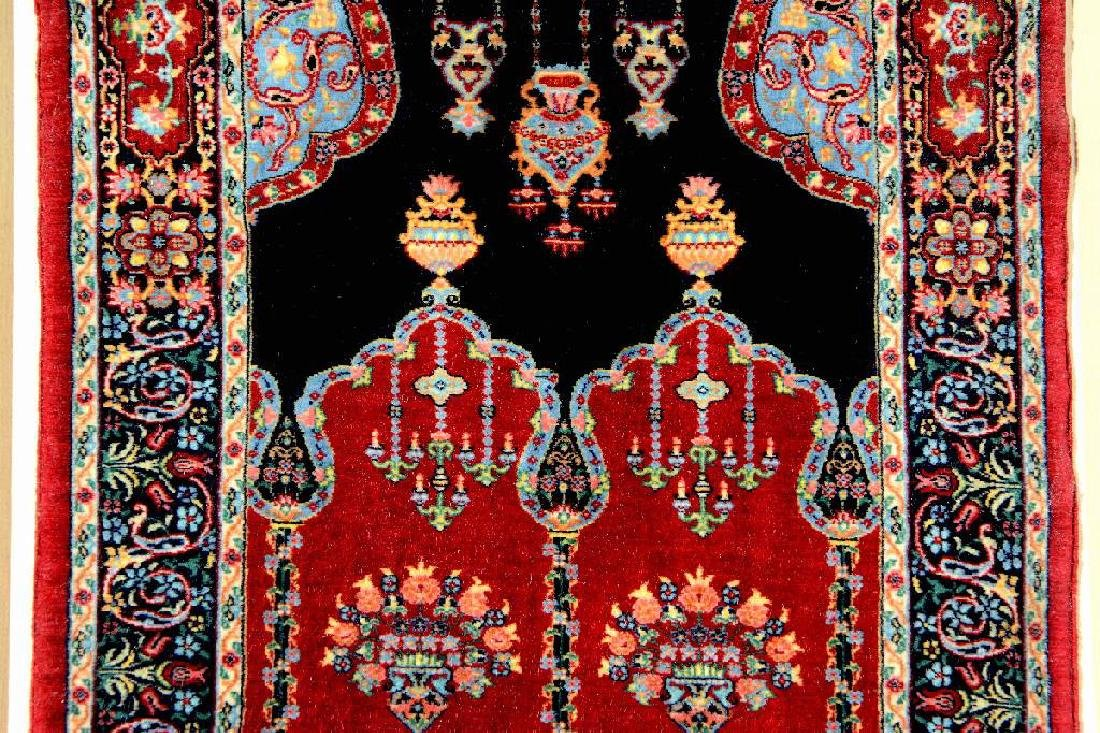 'Probably The Finest Rug In The World' Silk Hereke - 4