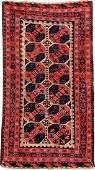 Belutsch 'Rug' (Camel-Wool Grounded),