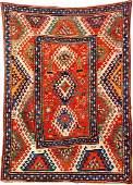 Bordjalou Kazak 'Rug',