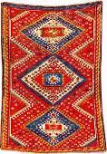 Armenian Bordjalou Kazak 'Rug',