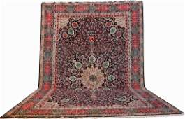 Large Tabriz (Emarat-Pardaz) 'Palace Carpet' (Signed),