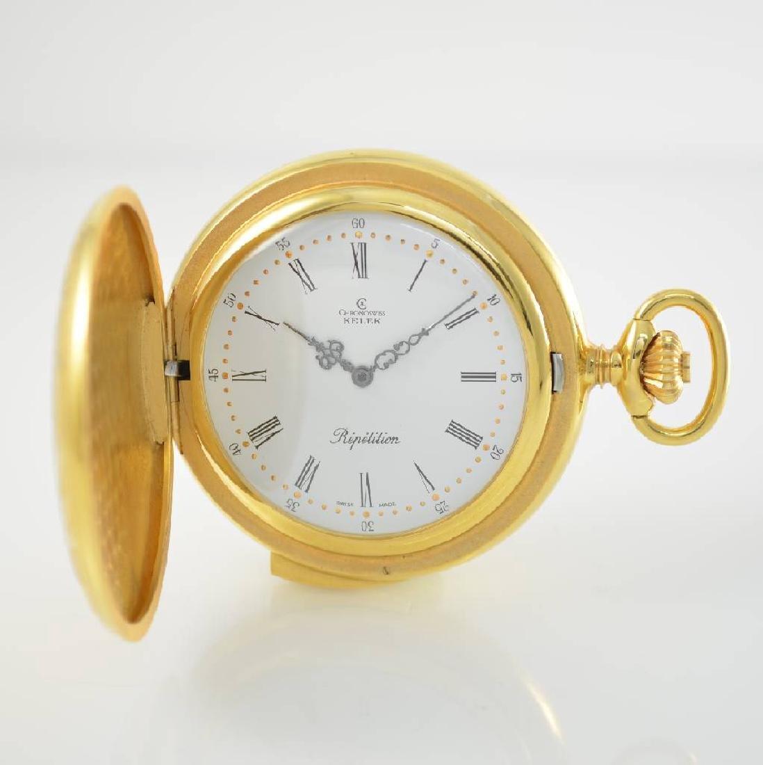 CHRONOSWISS Kelek pocket watch with repetition
