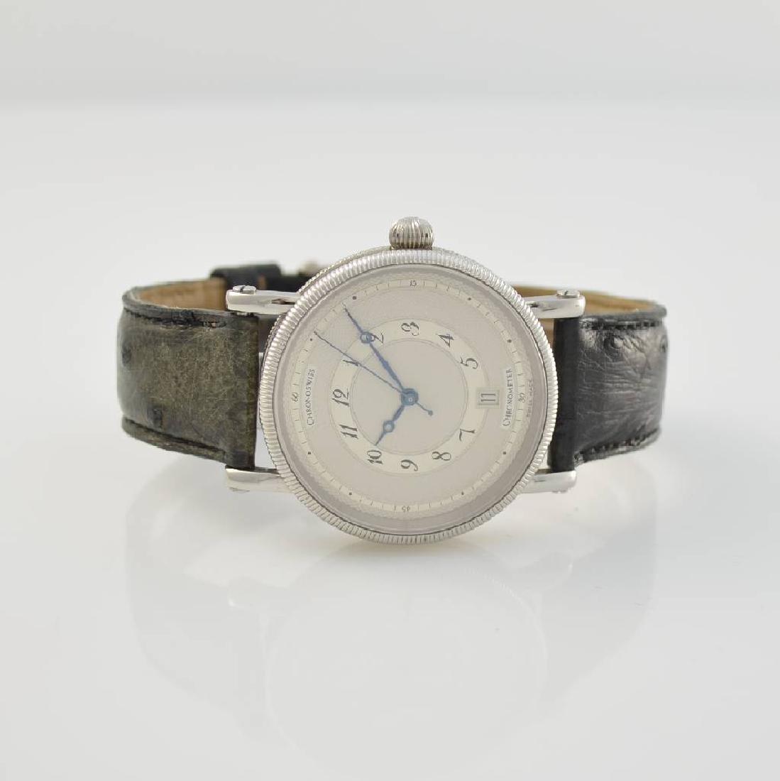 CHRONOSWISS chronometer gents wristwatch