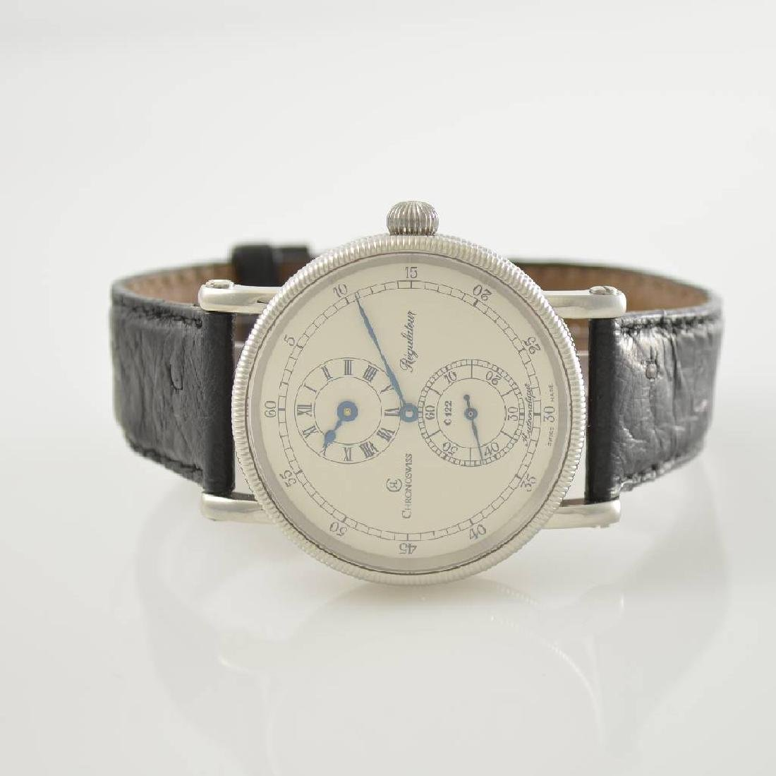CHRONOSWISS Regulateur gents wristwatch