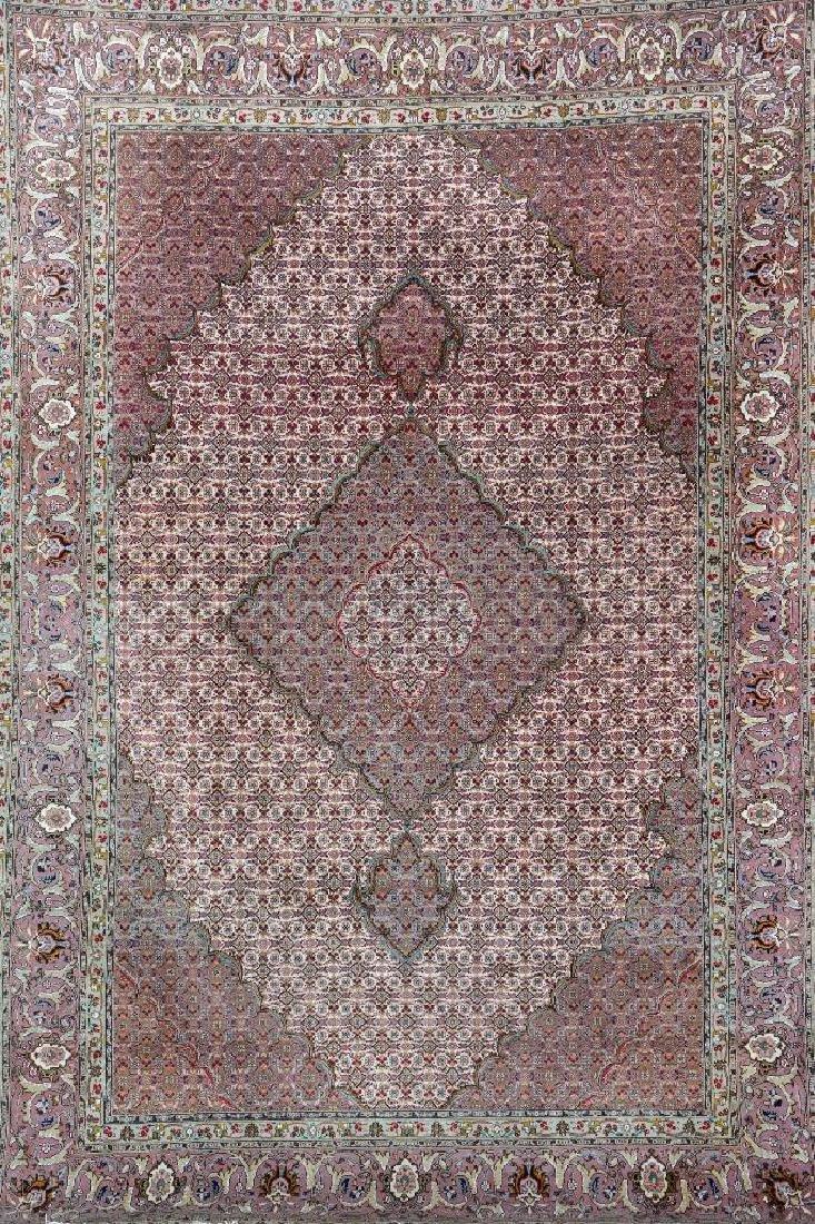 Tabriz '50 RAJ' Carpet,