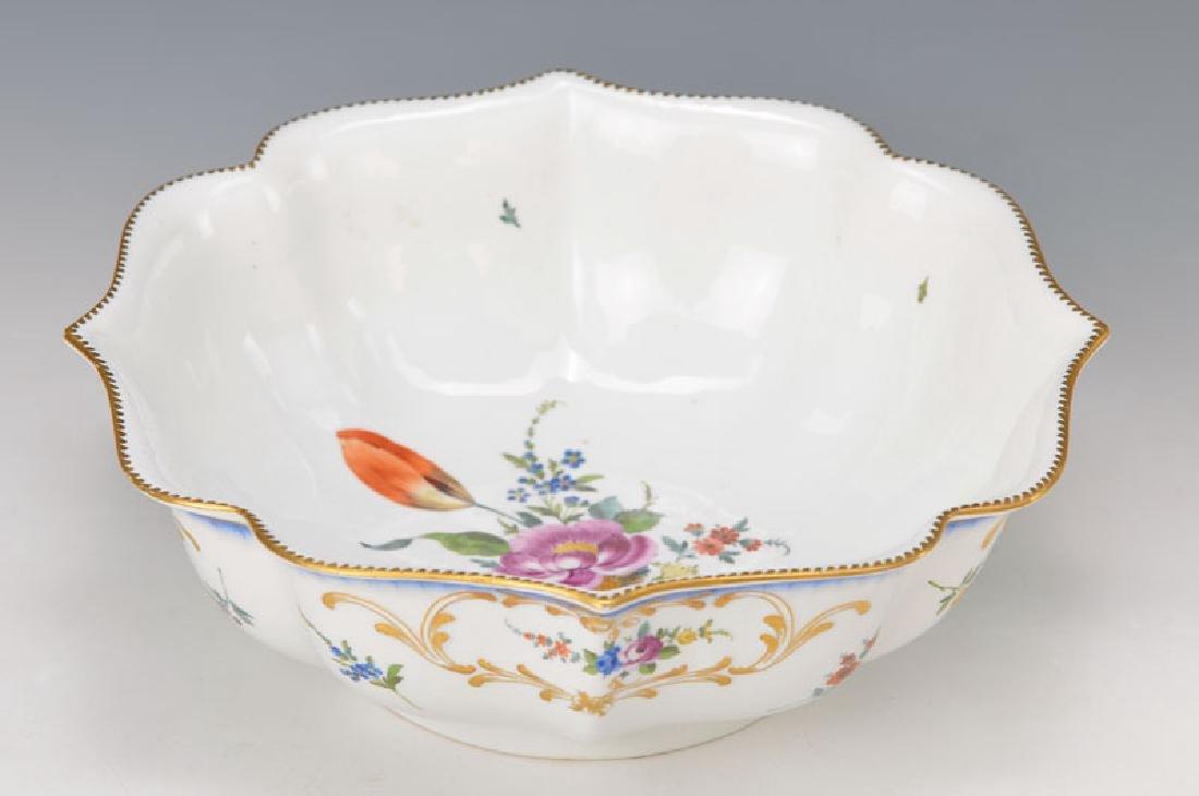 large bowl, Meissen