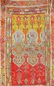 Anatolian 'Prayer Rug' (Ladik Design),