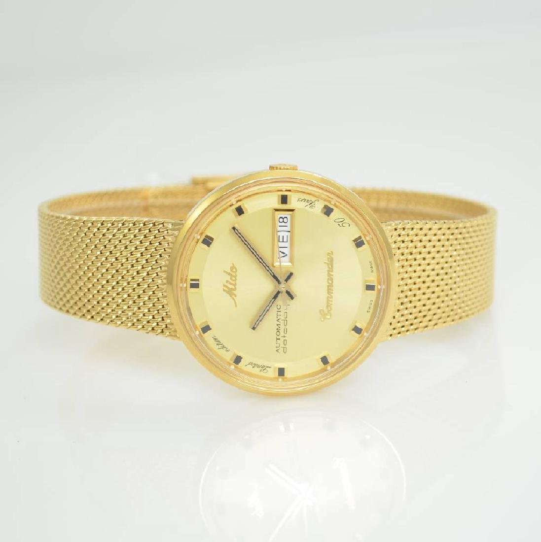 MIDO rare gents wristwatch Commander