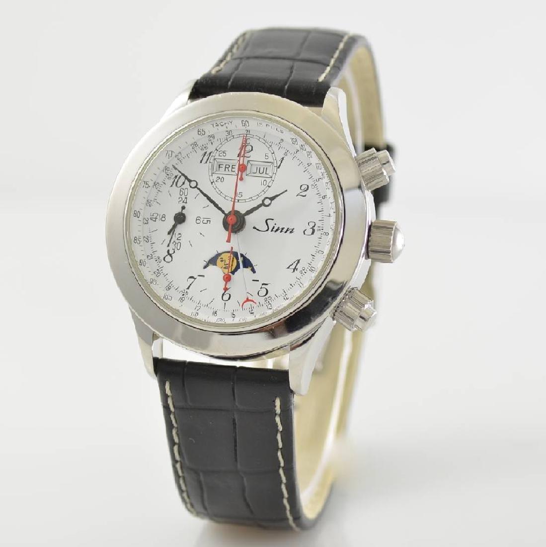SINN gents wristwatch model 6026 - 3