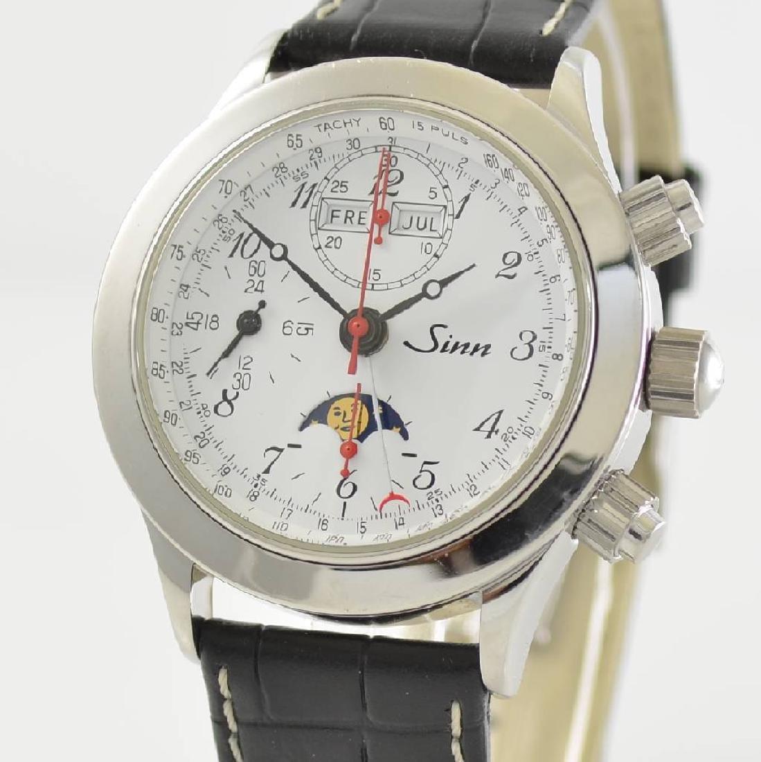 SINN gents wristwatch model 6026 - 4