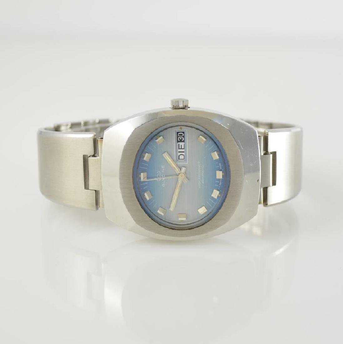 GLYCINE High Frequency gents wristwatch