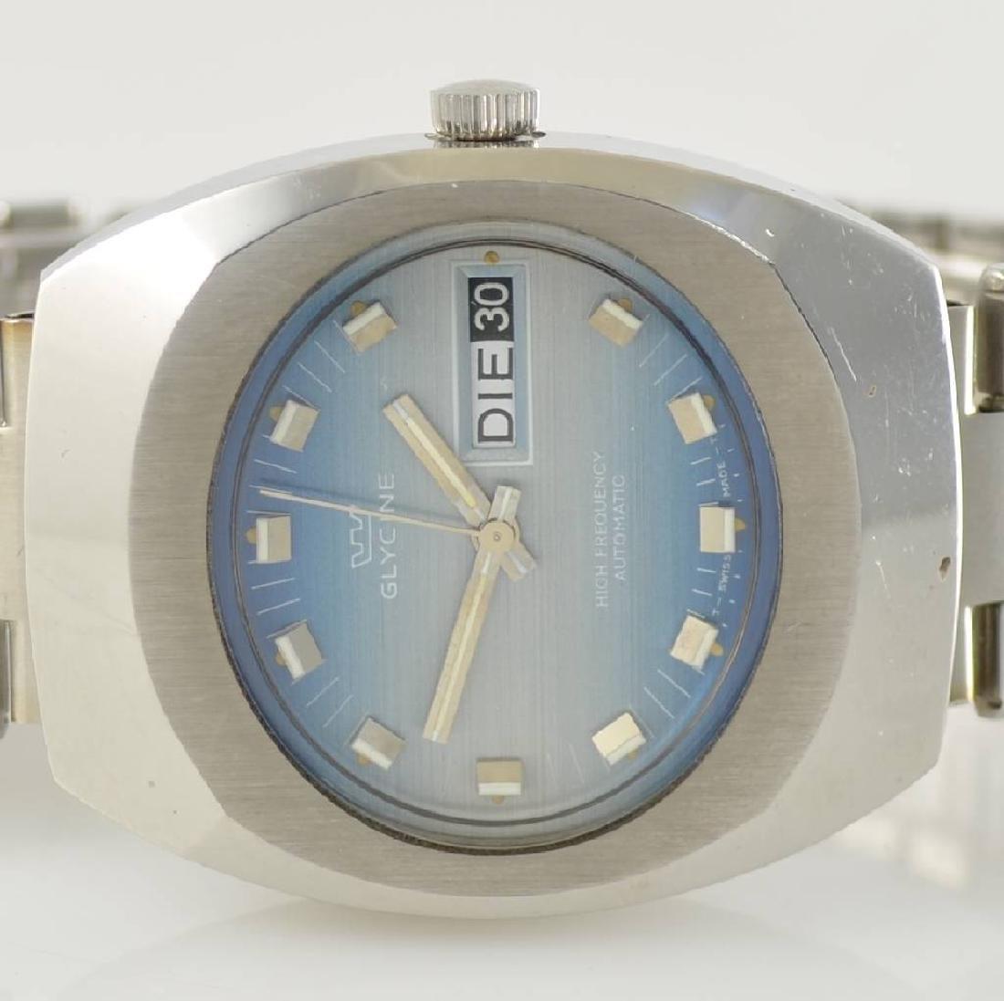 GLYCINE High Frequency gents wristwatch - 2