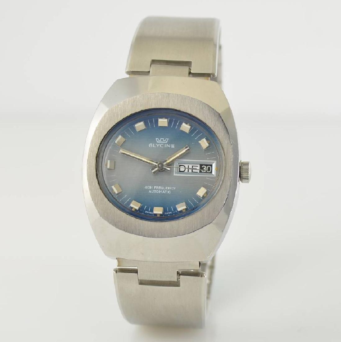 GLYCINE High Frequency gents wristwatch - 3