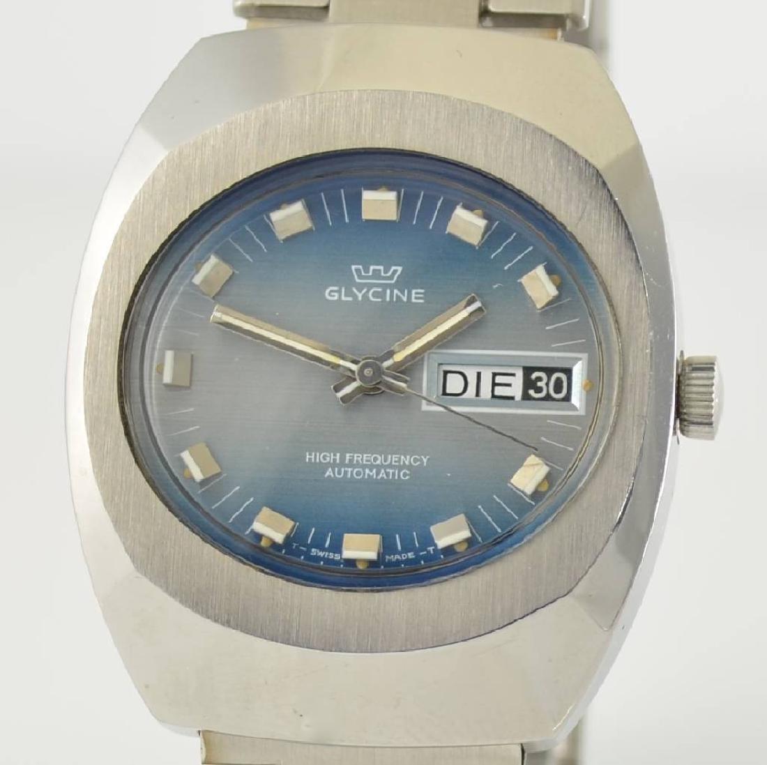 GLYCINE High Frequency gents wristwatch - 4