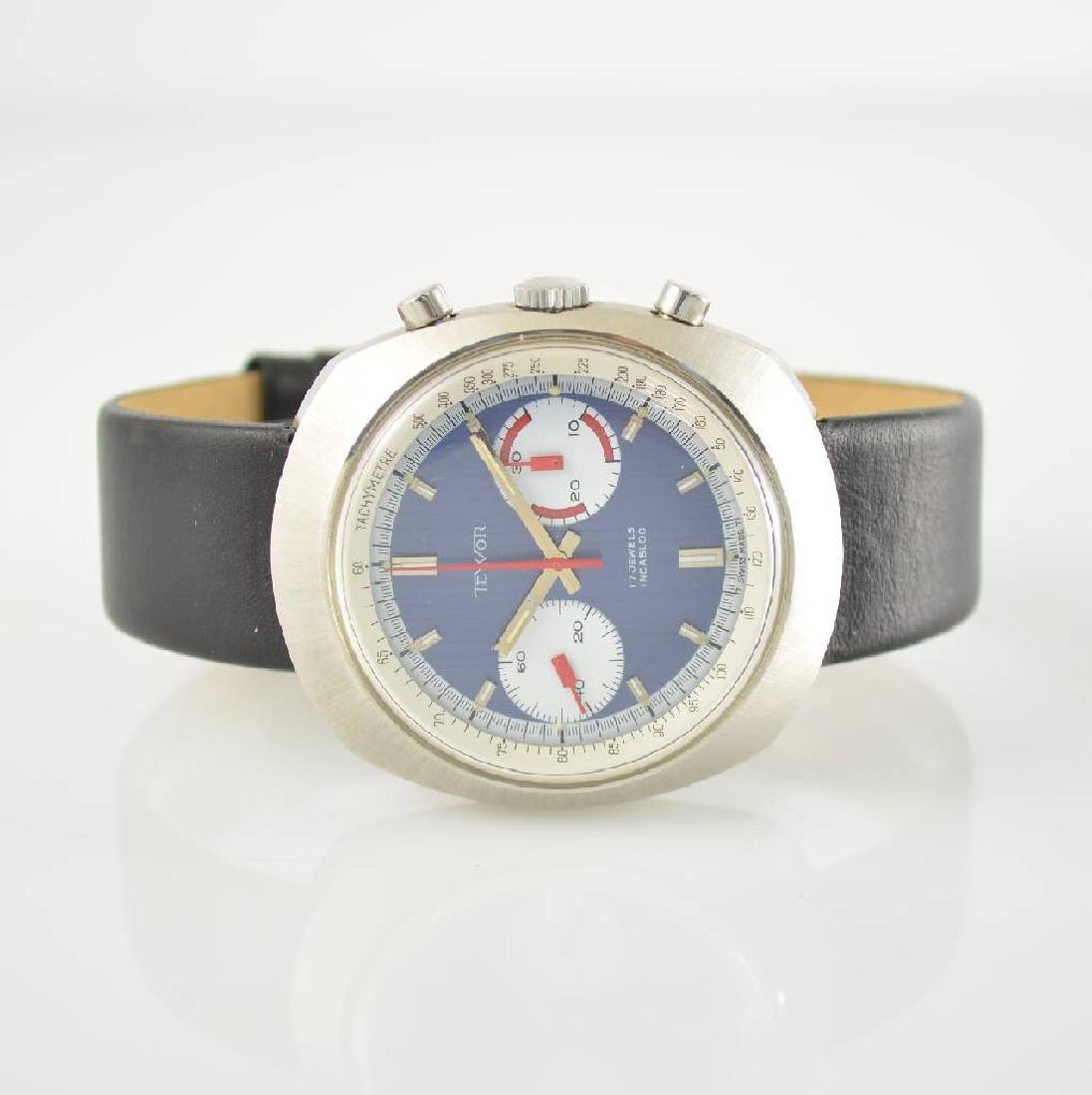 TEWOR unworn gents wristwatch with chronograph