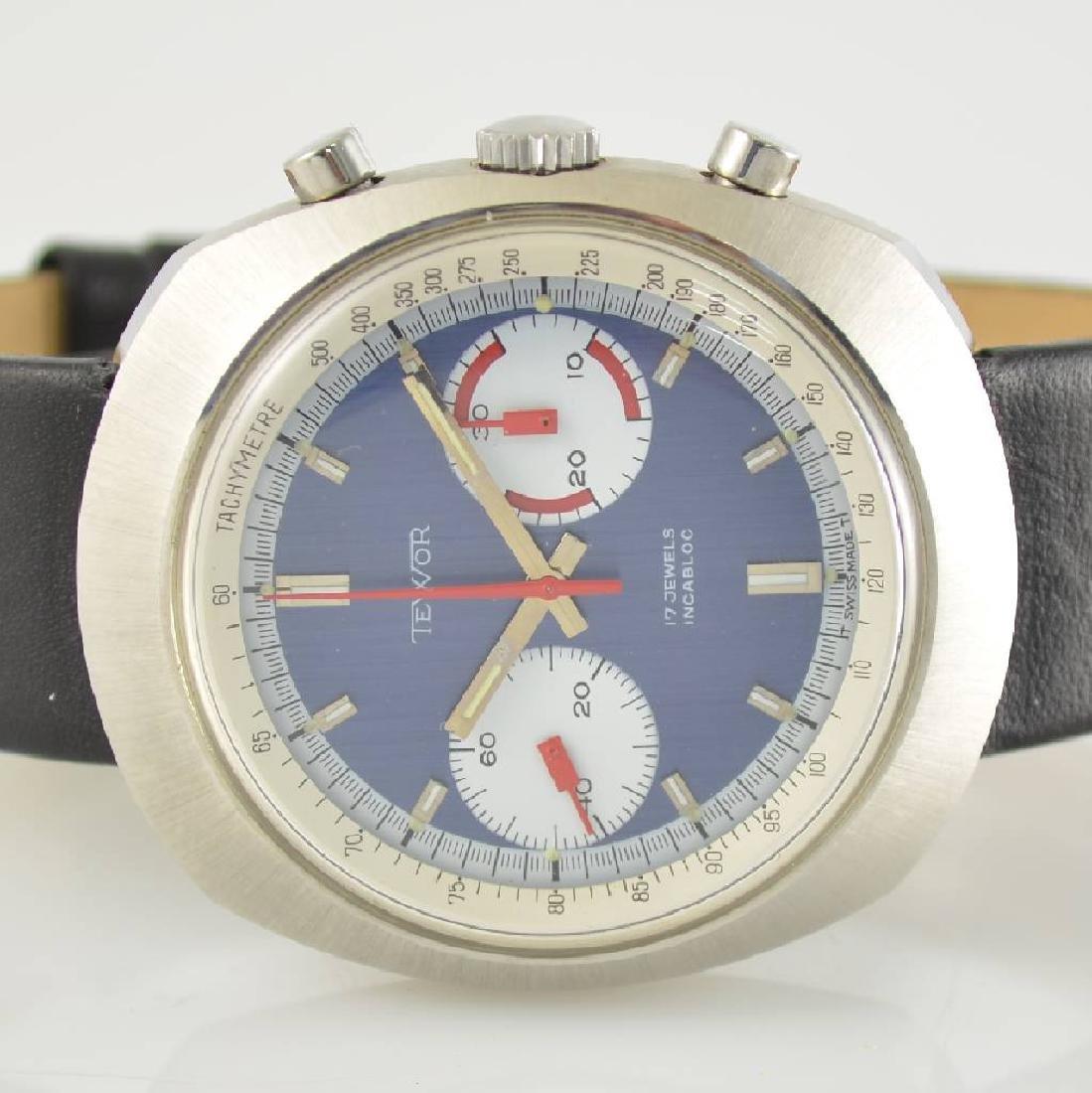 TEWOR unworn gents wristwatch with chronograph - 2