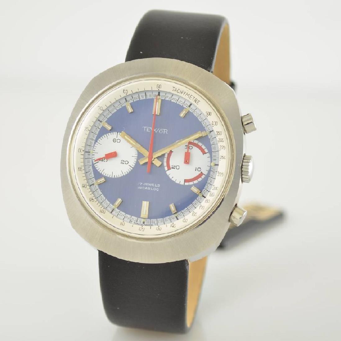 TEWOR unworn gents wristwatch with chronograph - 3