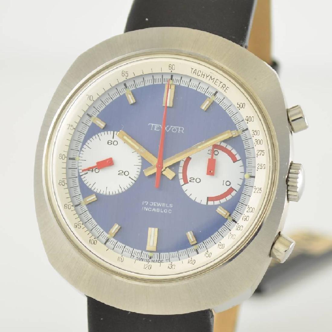 TEWOR unworn gents wristwatch with chronograph - 4