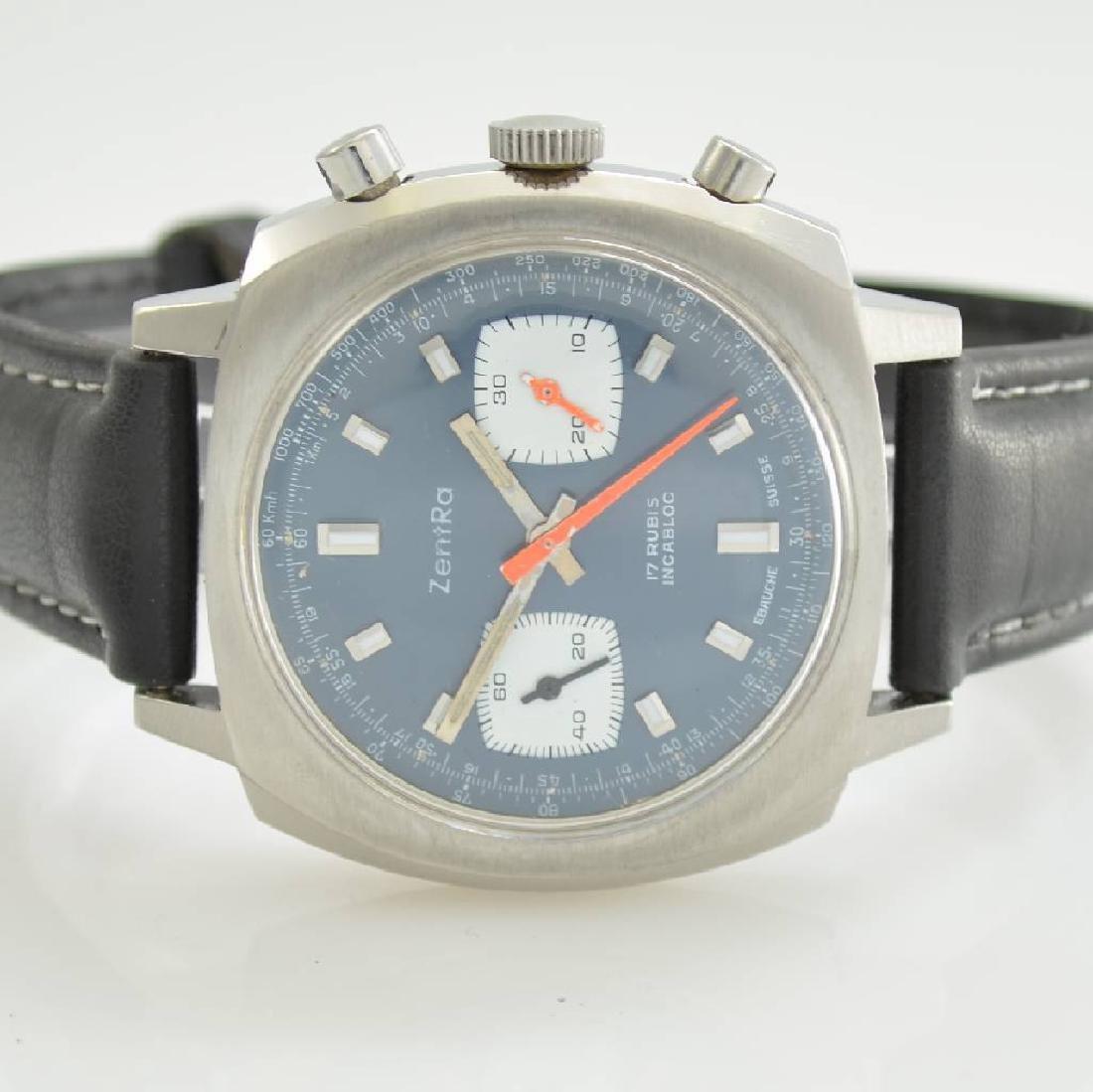 ZENTRA chronograph, Switzerland around 1970 - 2