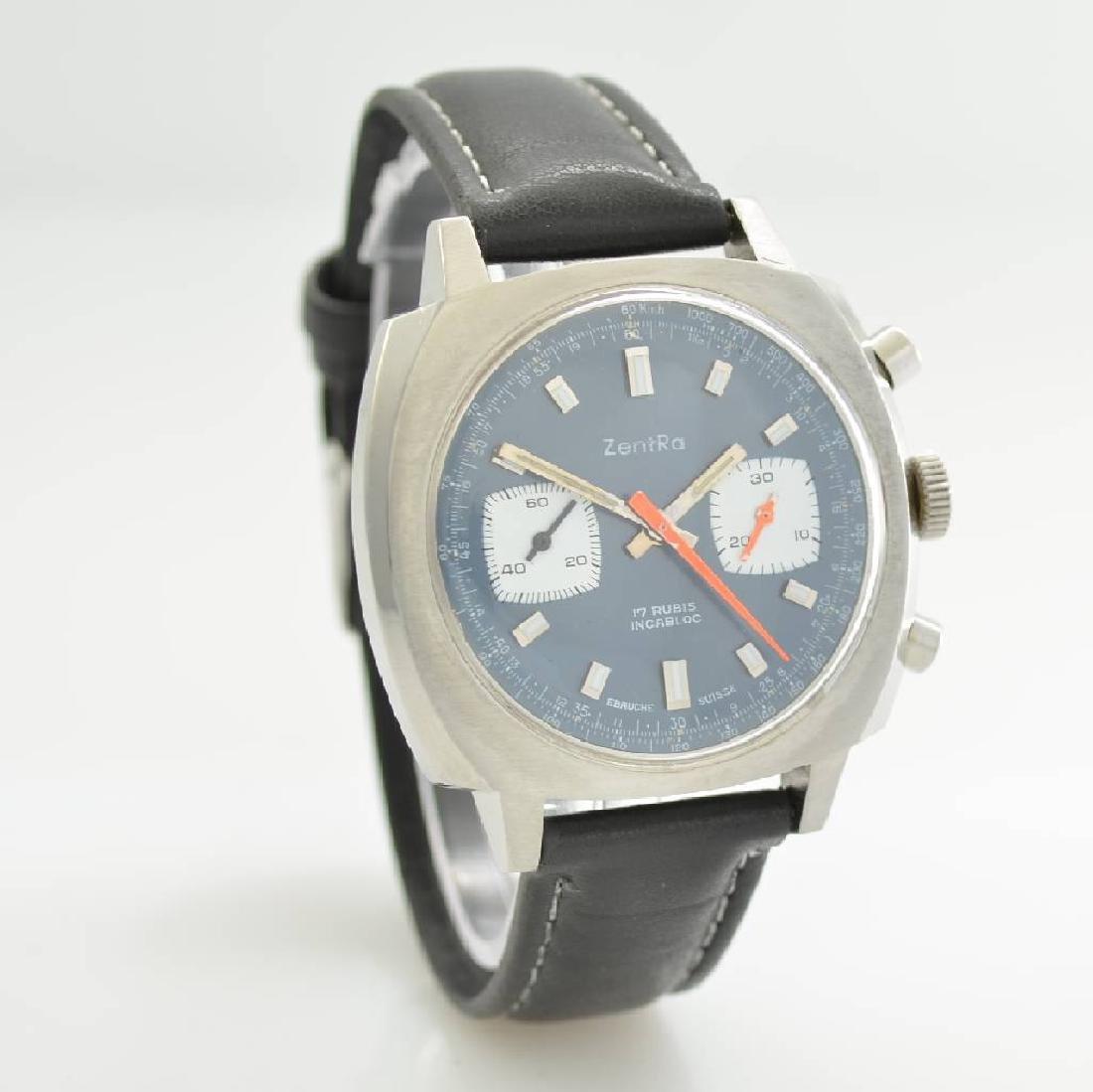 ZENTRA chronograph, Switzerland around 1970 - 5