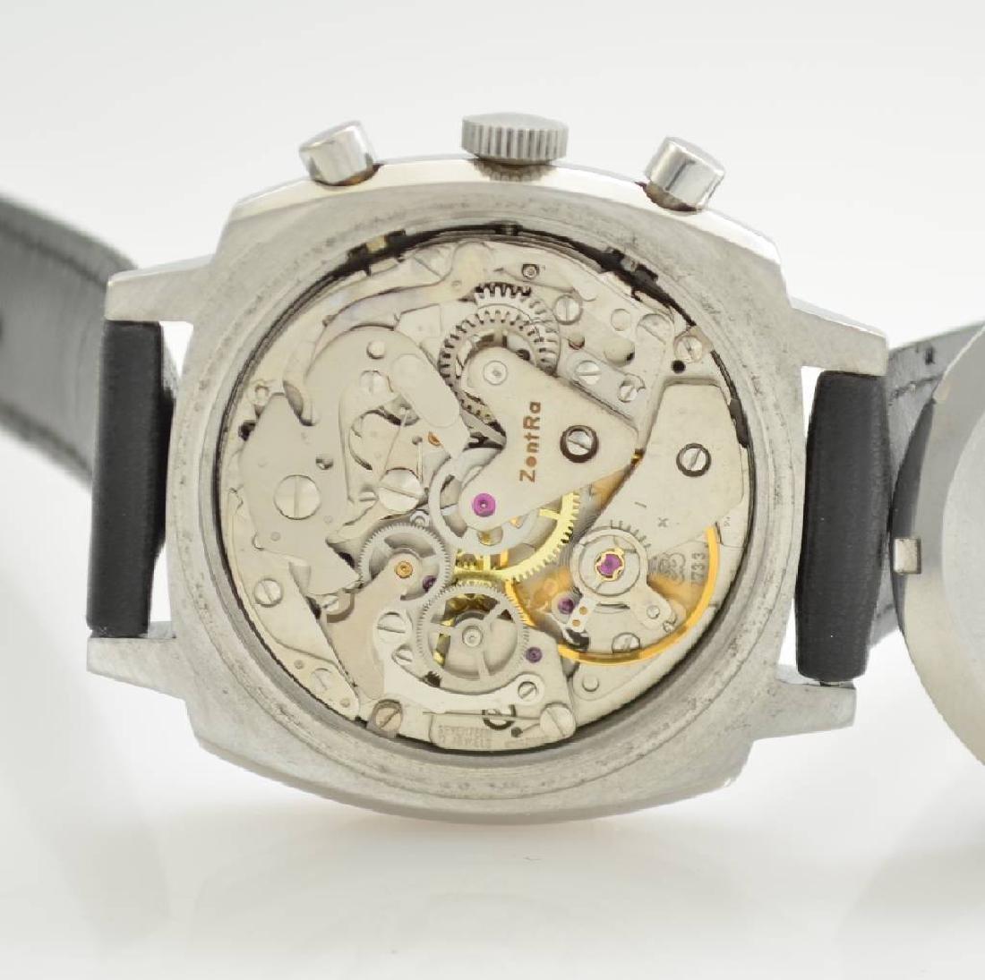 ZENTRA chronograph, Switzerland around 1970 - 8