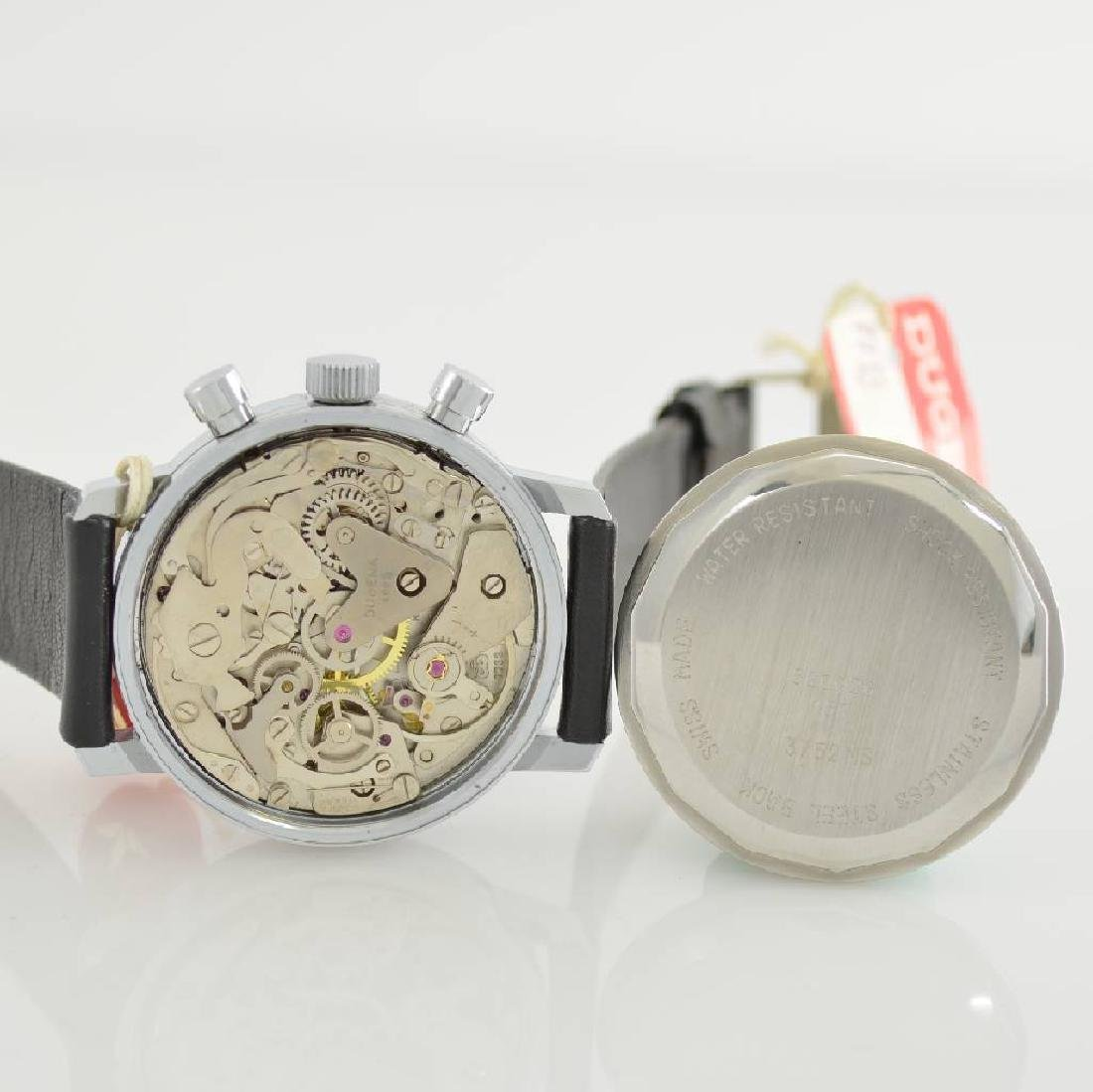 DUGENA unworn gents wristwatch with chronograph - 7